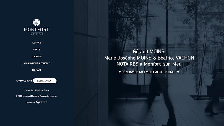 Lancement du nouveau site internet de l'Office